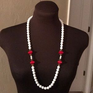 Classy Bead Necklace